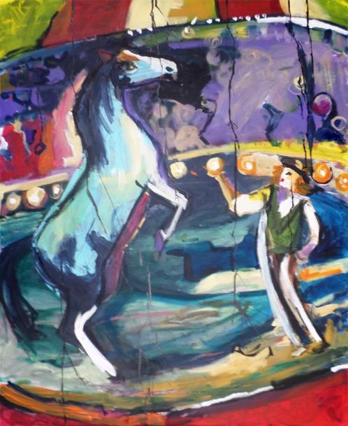 l'homme et le cheval BD