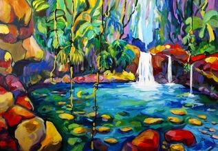 la rivière enchantée BD